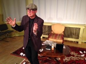 david stones toronto poet, author, actor